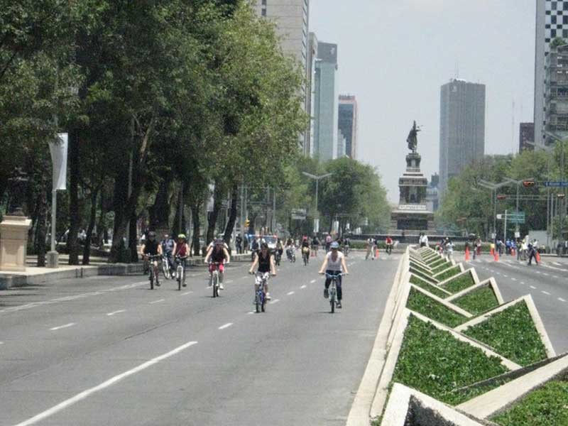 Places of Mexico City